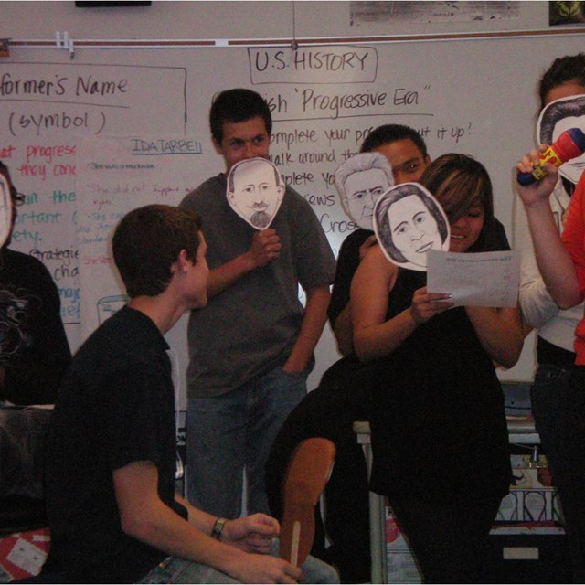 History class impersonations are hilarious!