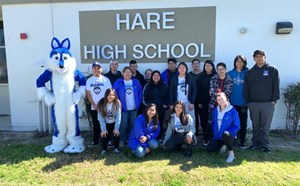 Huskies Receive Statewide Recognition - article thumnail image