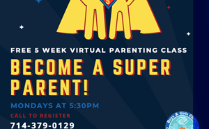 Free 5 Week Virtual Parenting Class - article thumnail image